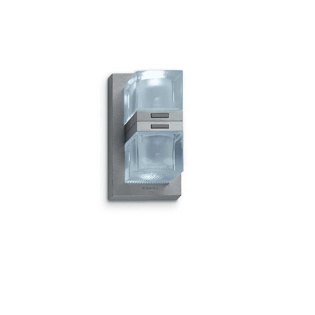 Glim Cube - pared doble up/down light