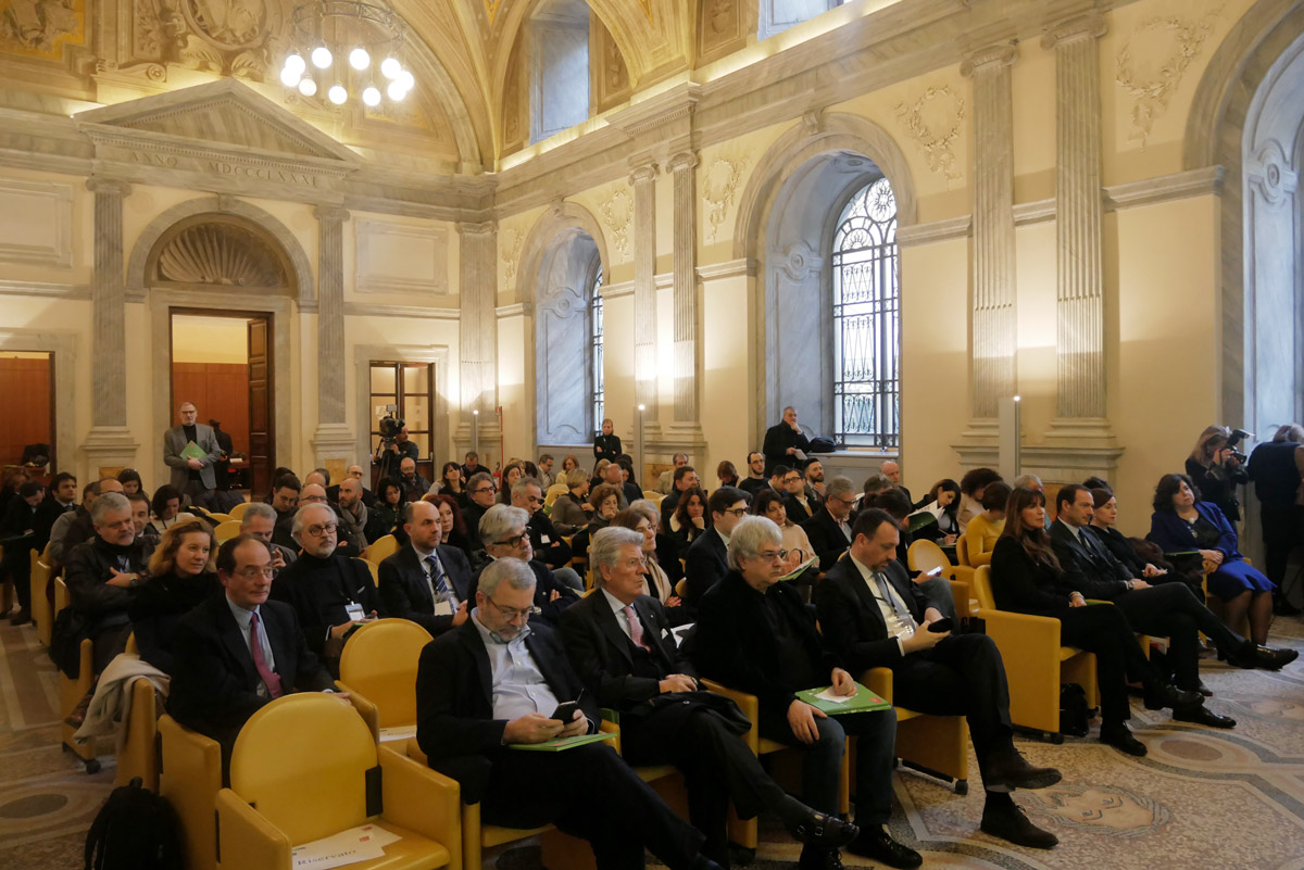 Italian Pavilion of Architecture Biennale 2018 presented to the press