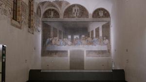 Eine neue LED-Beleuchtung für das Letzte Abendmal von Leonardo da Vinci