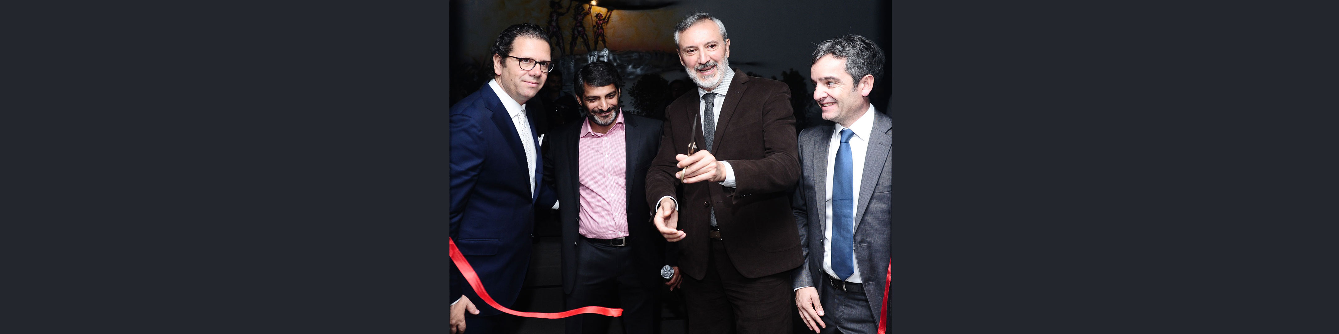 iGuzzini inaugurates The Light Experience in India