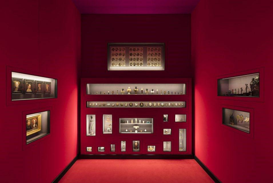 Il sarcofago di Spitzmaus e altri tesori