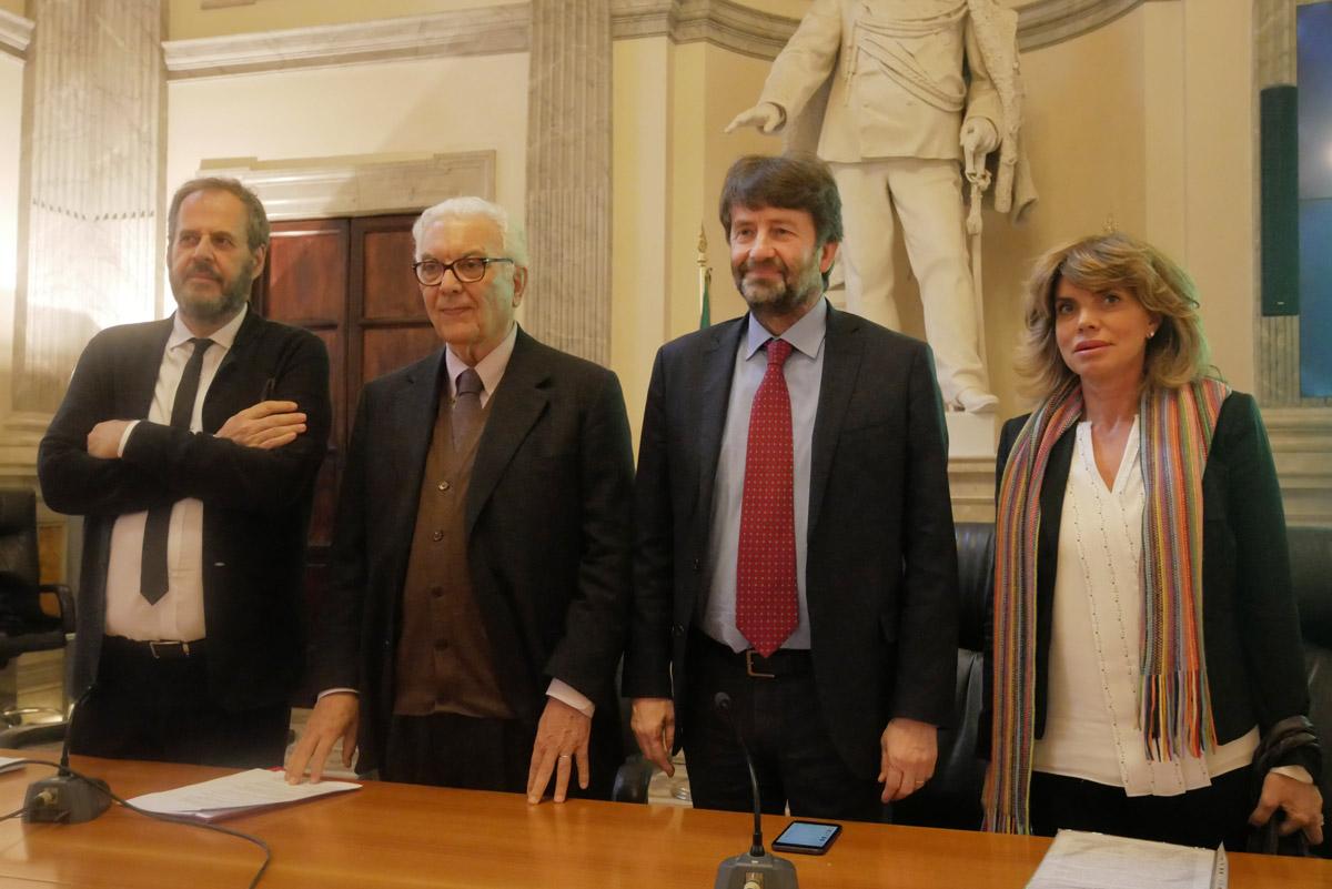Presentato alla stampa il Padiglione Italia alla Biennale di Architettura 2018