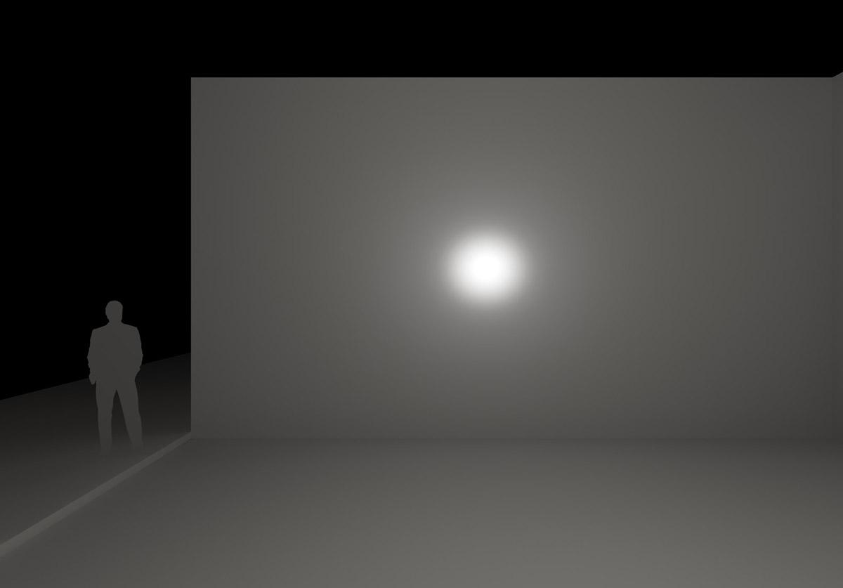 Outdoor accent lighting iguzzini