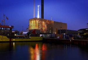 Lynetten incineration plant