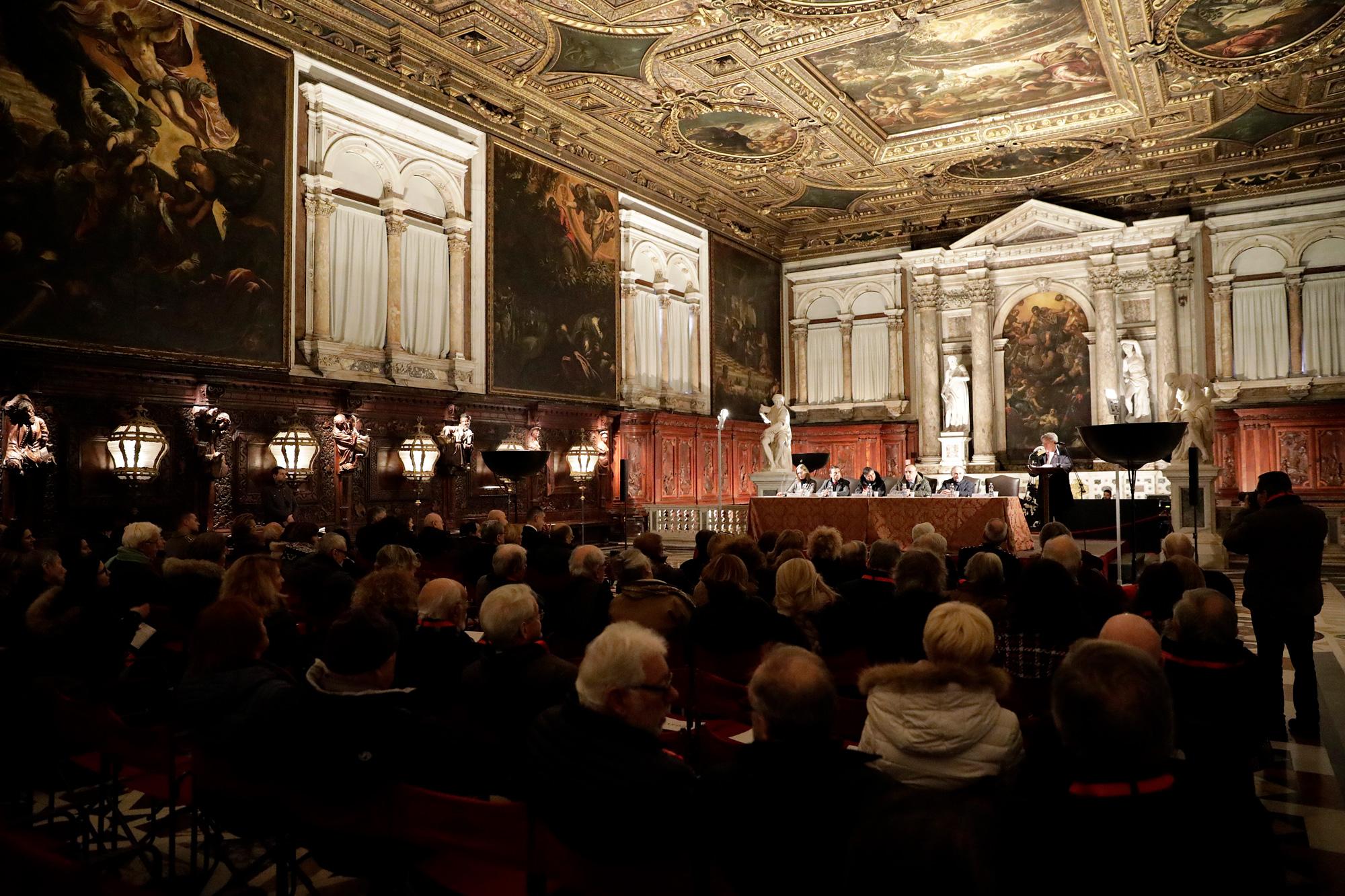 Escuela Grande de San Roque, Venice - Italy