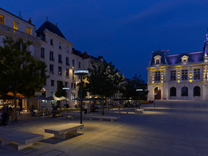 Poitiers Town Centre