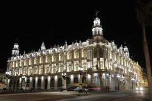 Un nuevo vestido para el Gran Teatro de La Habana