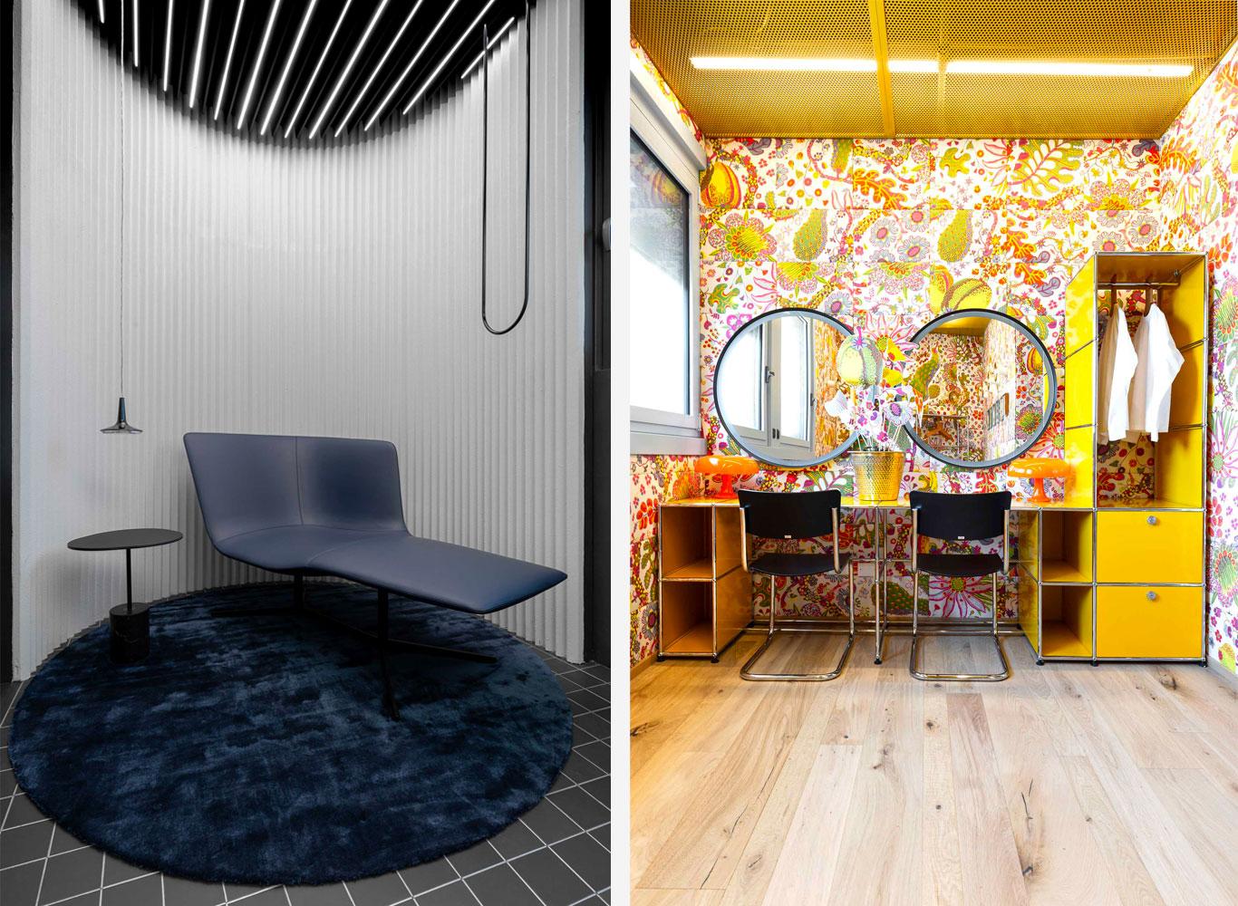 En plus de The Light Gate, iGuzzini célèbre le design en différents lieux de Milan