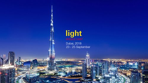 iGuzzini al Light Middle East di Dubai