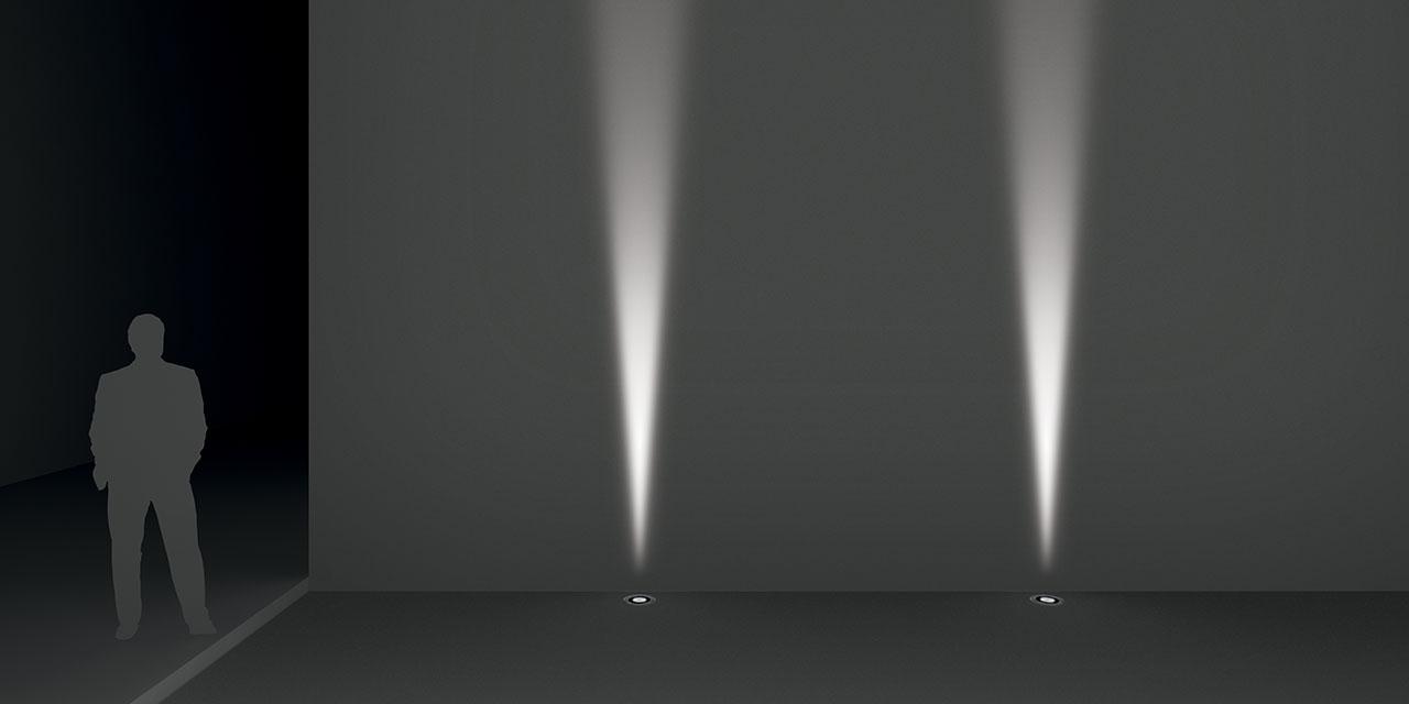 The Light Up Earth Light Iguzzini