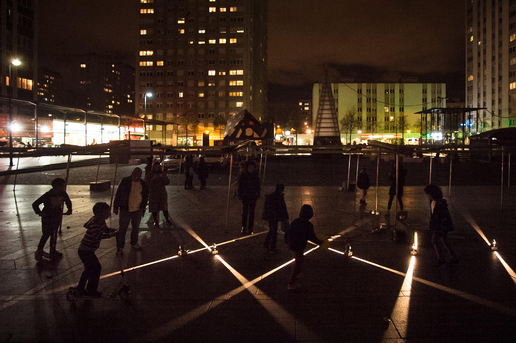 Social Lightscapes Workshops, our stories