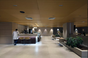 The Farah Hospital. Lighting to enhance patients' well-being