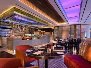 The Latest Recipe Restaurant - Le Meridien