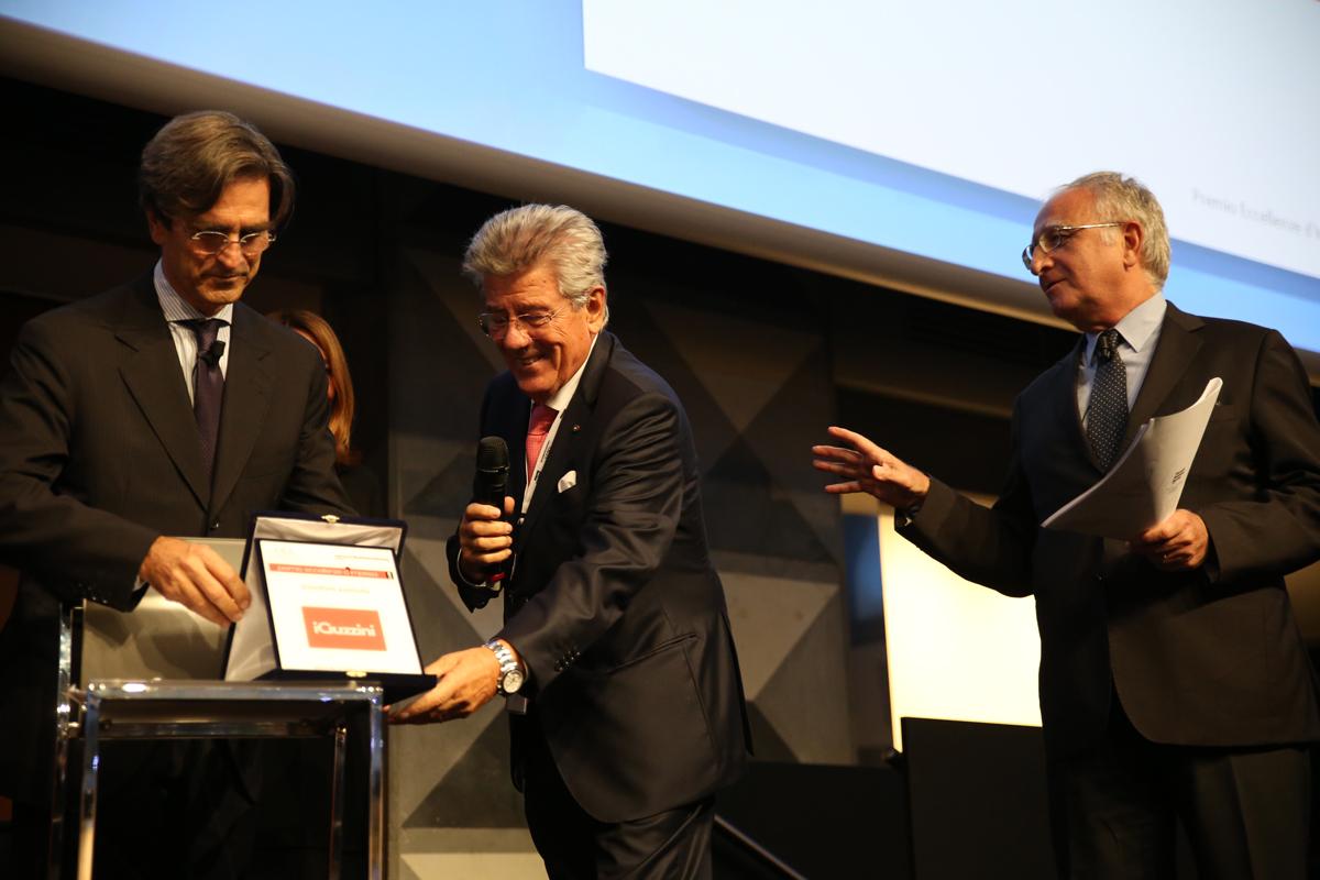 """iGuzzini vince il premio """"Eccellenze d'Impresa 2017"""""""